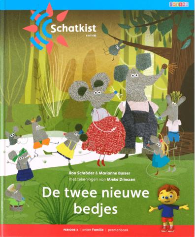 De twee nieuwe bedjes Zwijsen mieke driessen