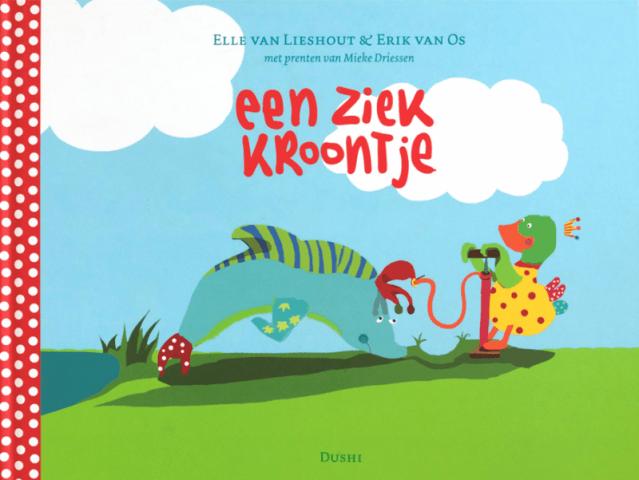 Een ziek kroontje Dushi Kinderboek