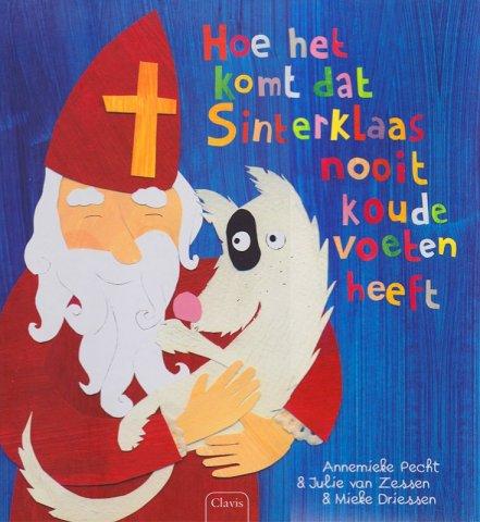 Waarom Sinterklaas nooit koude voeten heeft